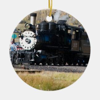 Ornement historique de la locomotive 315