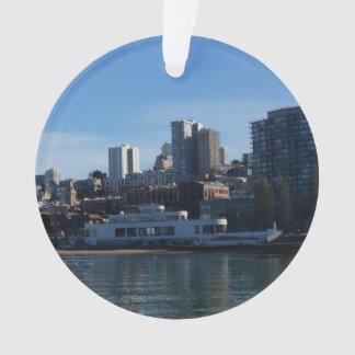Ornement maritime de musée de San Francisco