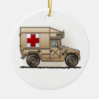 Ornement militaire d'ambulance de Hummer