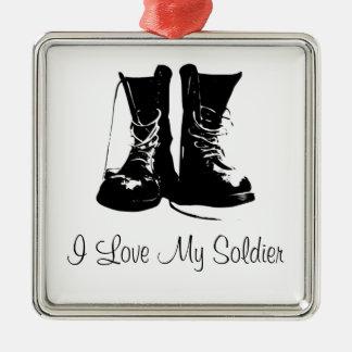 Ornement militaire de souvenir de vétéran de