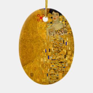 Ornement Ovale En Céramique Adele Bloch Bauer