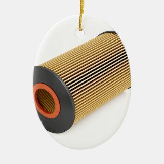 Ornement Ovale En Céramique Filtre à huile des véhicules à moteur