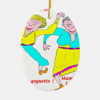 ORNEMENT OVALE EN CÉRAMIQUE MAMIES EN GOGUETTE 1.PNG