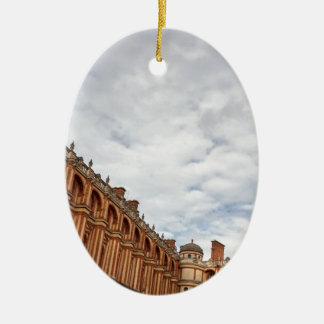 Ornement Ovale En Céramique Saint-Germain, Paris, France