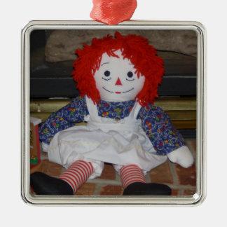 Ornement Raggedy de poupée d'Ann