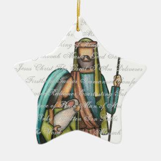 Ornement religieux de Noël