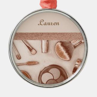 Ornement Rond Argenté Composez la collection dans les tons en bronze