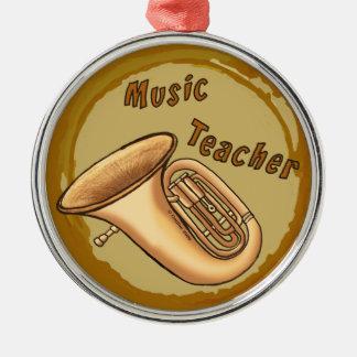 Ornement rond de la meilleure qualité de tuba de