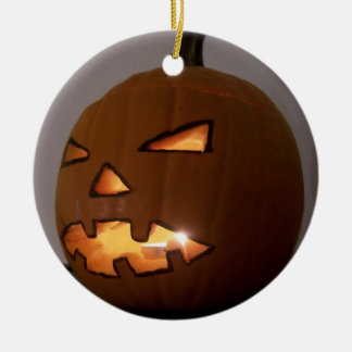 Ornement Rond En Céramique F�tons Halloween -