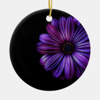 Ornement Rond En Céramique Floral, art, conception, beau, nouvelle, mode
