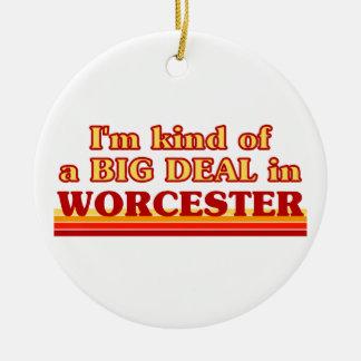 Ornement Rond En Céramique Genre d'I´m d'affaire à Worcester