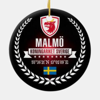Ornement Rond En Céramique Malmö