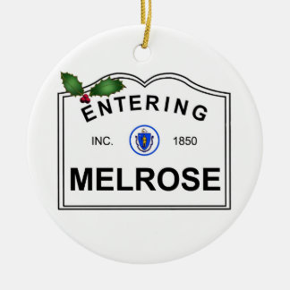 Ornement Rond En Céramique Melrose mA