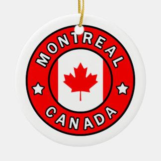 Ornement Rond En Céramique Montréal Canada