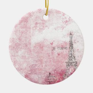 Ornement Rond En Céramique paris-2869657_1920