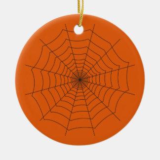 Ornement Rond En Céramique spider