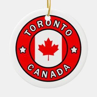 Ornement Rond En Céramique Toronto Canada