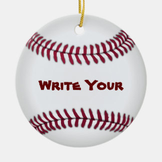 Ornements de base-ball