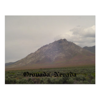 Orovada, Nevada Carte Postale
