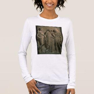 Orphée, Eurydice et Hermes (marbre) T-shirt À Manches Longues