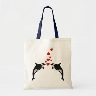 Orques dans l'amour sac