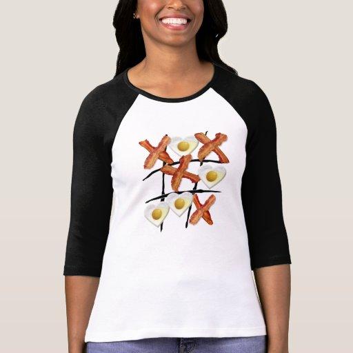 Orteil tic de tac d'AMOUR du lard X O X T-shirt