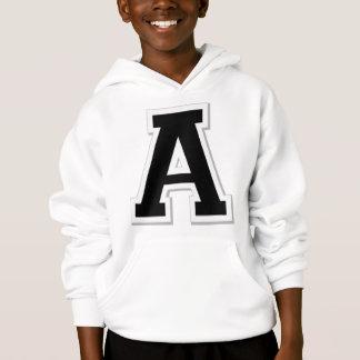 Orthographiez-le lettre initiale un sweat - shirt