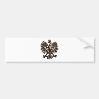 Orzelek de Polski Adhésifs Pour Voiture