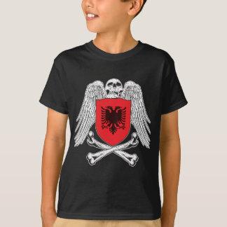 Os croisés de l'Albanie T-shirt