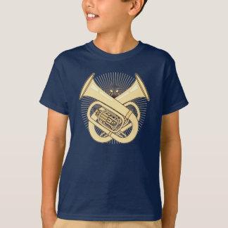 Os croisés de tuba t-shirt