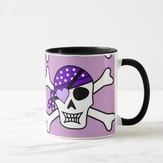 Os croisés pourpres de pirate tasse