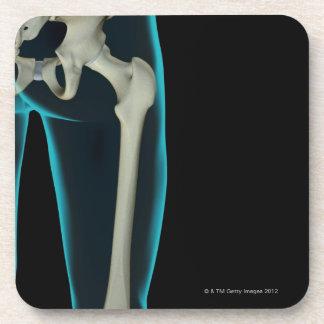 Os de la hanche 3 sous-bock
