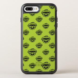 Oscar le motif de vert de rouspéteur coque otterbox symmetry pour iPhone 7 plus