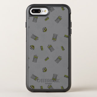 Oscar le motif gris du rouspéteur | coque otterbox symmetry pour iPhone 7 plus