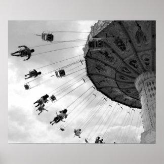 Oscillations de carnaval posters