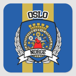 Oslo Sticker Carré