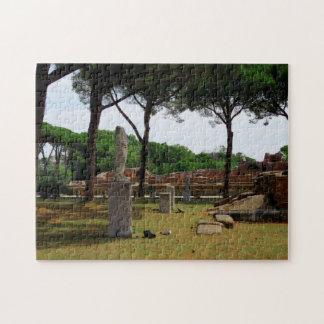 Ostia Antica - Roman Ruins Puzzle