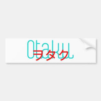 Otaku Autocollant Pour Voiture