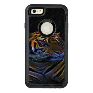 Otterbox d'Apple, cas plus de l'iphone 6, tigre au Coque OtterBox iPhone 6 Et 6s Plus