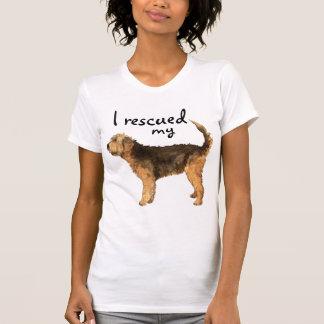Otterhound de délivrance t-shirt