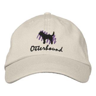 Otterhound griffonné casquette brodée