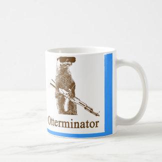 otterminator, otterminator mug