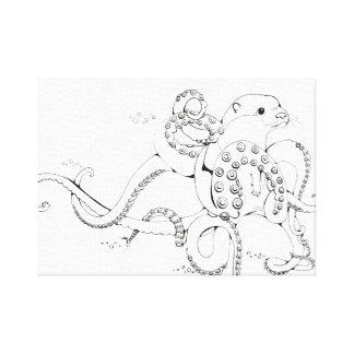Otterpus Toile