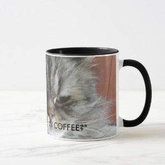 """""""OÙ EST-IL MON CAFÉ ? TASSES"""