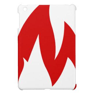 Où est le feu ? étui iPad mini