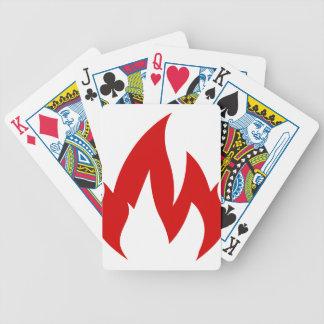 Où est le feu ? jeu de 52 cartes