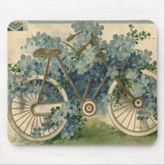 Oubliez-moi pas anniversaire de bicyclette tapis de souris