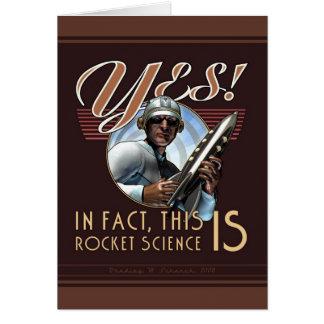Oui ! C'EST carte de voeux d'études spatiales