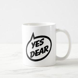 Oui cher mug