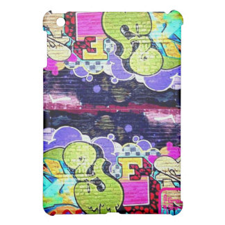 Oui graffiti coque pour iPad mini